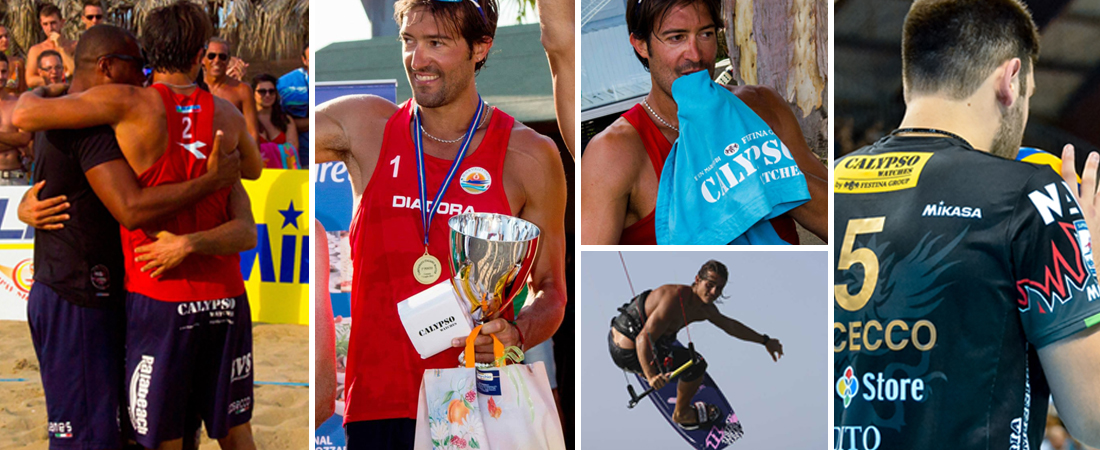 13. K_BEACH VOLLEYBALL NATIONAL TEAM & CÉSAR PORTAS (KITE SURF)